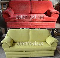 Ремонт и перетяжка всех видов мягкой мебели. Одесса