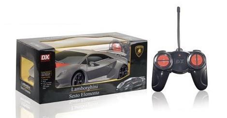 Машинка на радиоуправлении DX112404 Lamborghini Sesto Elemento