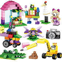 Конструктор SY964 CLASSICS «Универсальный набор для развития детей» 1052 деталей