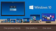 Системные требования Windows 10 для разных типов устройств