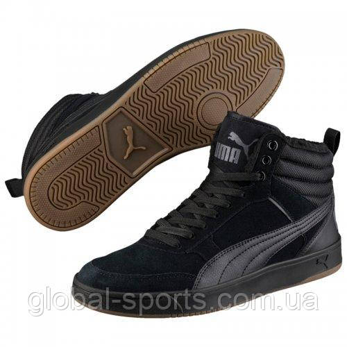 Мужские ботинки Puma Rebound Street v2 SD FUR(Артикул: 36699401)