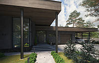 Дизайн экстерьера дома