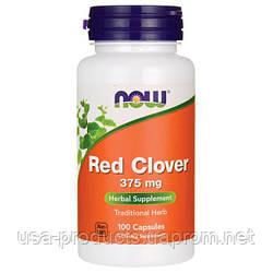 Красный клевер 375 мг США