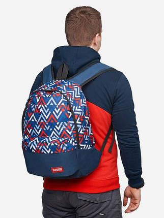 Рюкзак, ZIG, сумка-рюкзак, рюкзак с рисунком, фото 2