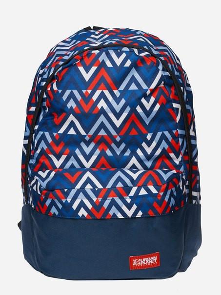 Рюкзак, ZIG, сумка-рюкзак, рюкзак с рисунком