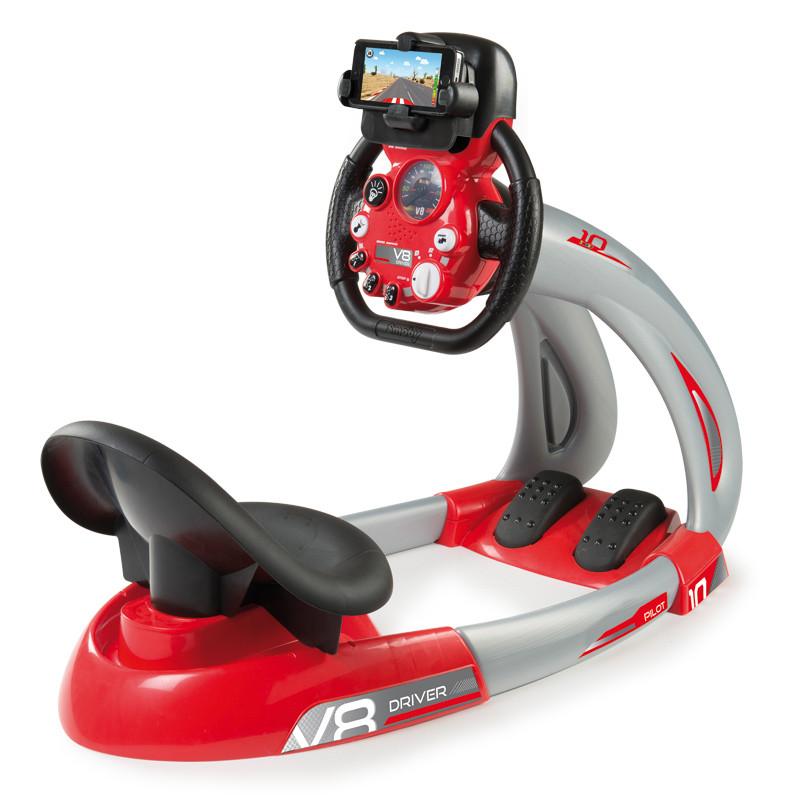Интерактивная игрушка Симулятор Тренажер V8 Smoby 370206