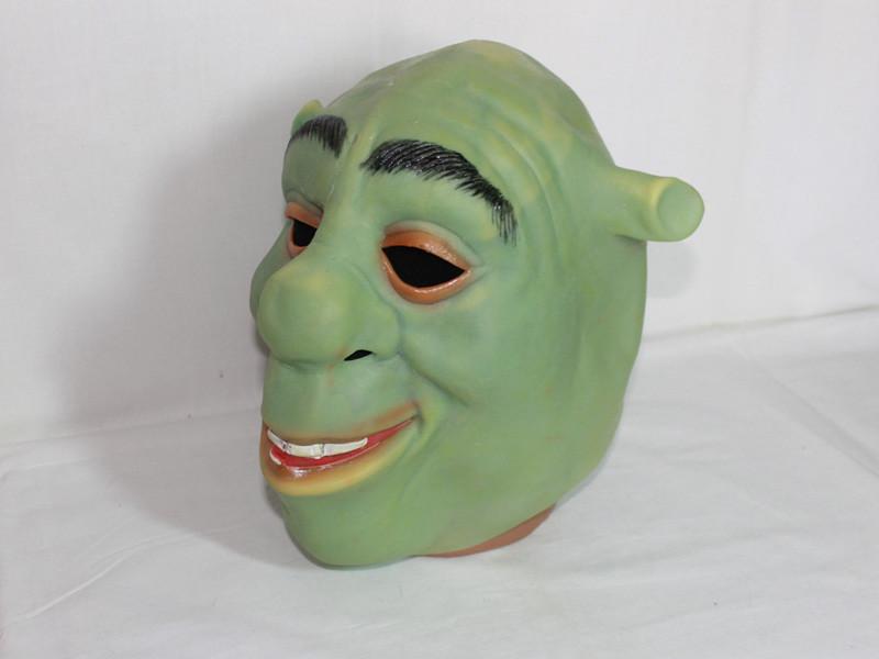 Маска Шрека Shrek