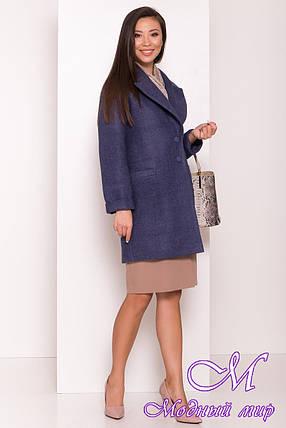 Модное женское демисезонное пальто (р. S, M, L) арт. В-78-68/43781, фото 2