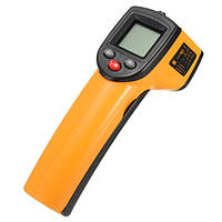 Пирометр (Безконтактный инфракрасный термометр) -50С+ 330C, фото 1