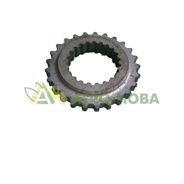 Ступица зубчатой муфты вторичного вала КПП ЮМЗ-8285
