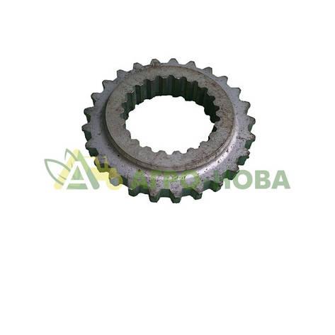Ступица зубчатой муфты вторичного вала КПП ЮМЗ-8285, фото 2