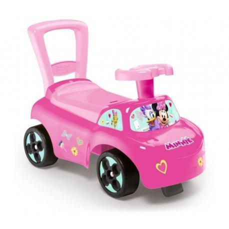Машинка- каталка 2 в 1 Ride On Ride On Minnie Mouse Smoby 720522