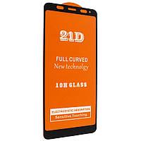 Защитное стекло 21D FULL GLUE XIAOMI Redmi Note 5 / Note 5 pro черный