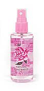 Розовая вода натуральная Болгарская Роза Гидролат Розы 100 мл