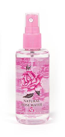 Розовая вода натуральная Болгарская Роза Гидролат Розы 100 мл, фото 2