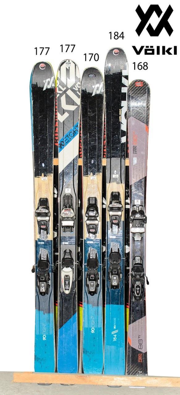 Лыжи VOLKL 177