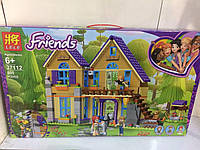 Конструктор Lele 37112 Дом Мии, копия Lego Friends, 805 дет., фото 1