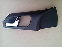 Ручка дверная внутренняя 1 U0 837 247 B левой передней двери Шкода Октавия Тур хром 1 U0837247B, фото 1