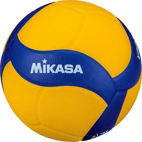 Мяч волейбольный Mikasa V320W Желто-синий (4907225881031)