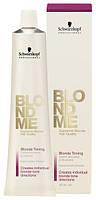 Крем-тонер для светлых волос Schwarzkopf Professional Blond Me Toning Cream
