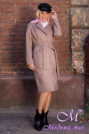 Женское демисезонное пальто (р. S, M, L) арт. Т-43859/79-02, фото 2
