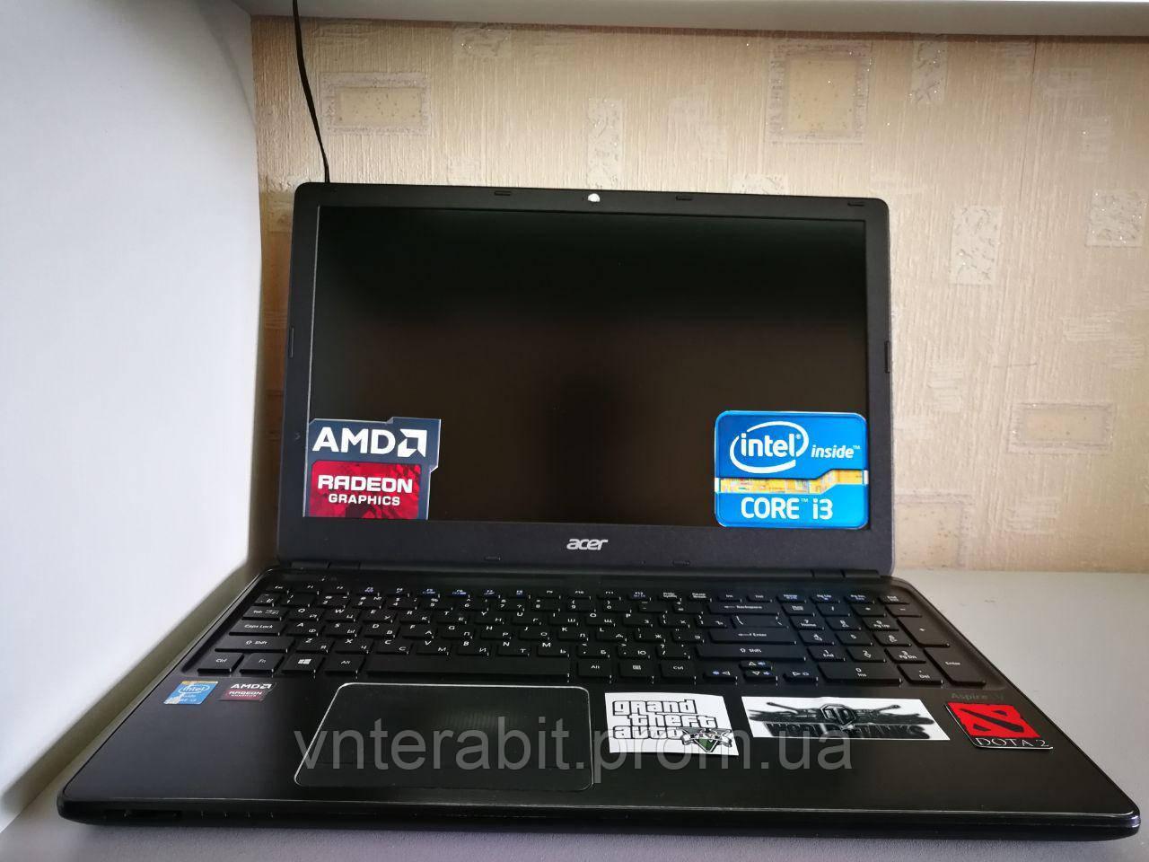 Ноутбук Acer V5-561G/Intel Core i3-4010U(1.7GHz)/8GB/500GB/R7 M265 2GB