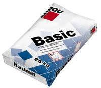 Клей цементный  BAUMIT BASIC для плитки и камня серый, 25кг