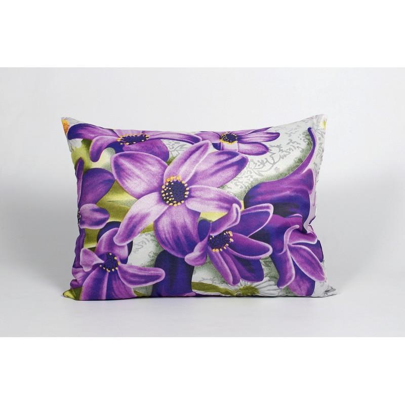 Подушка Iris Home - Life Collection Flowers 50*70