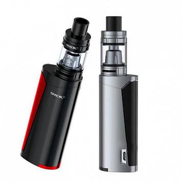 Электронная сигарета стартовый набор SMOK PRIV V8 (Silver)