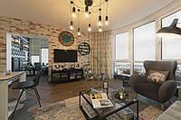 Дизайн интерьера в стиле loft