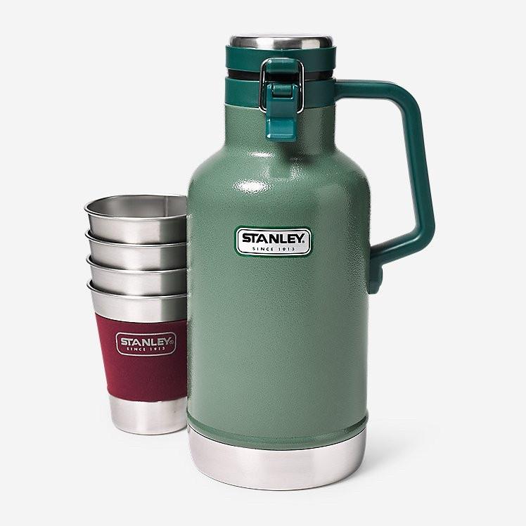 Классный термос со стаканами Stanley, 1.9ml