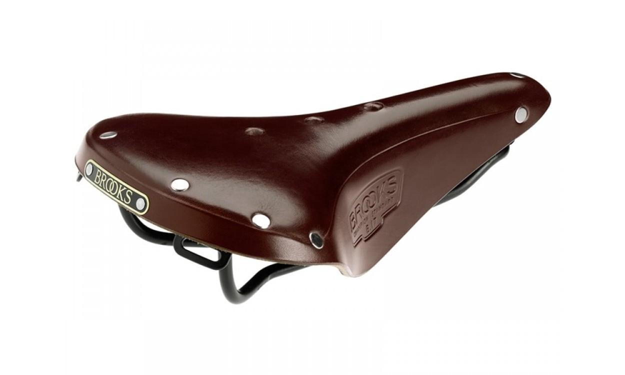 Сідло велосипедне BROOKS B17 Standard Brown