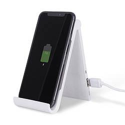 Беспроводная зарядная станция-подставка для смартфона Xoopar WIRELESS DOCK