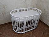 СУПЕР ЗНИЖКА! - 1600 грн Набір для новонародженого Коляска Tako \ Junama + Овальна \ кругла ліжко, фото 5