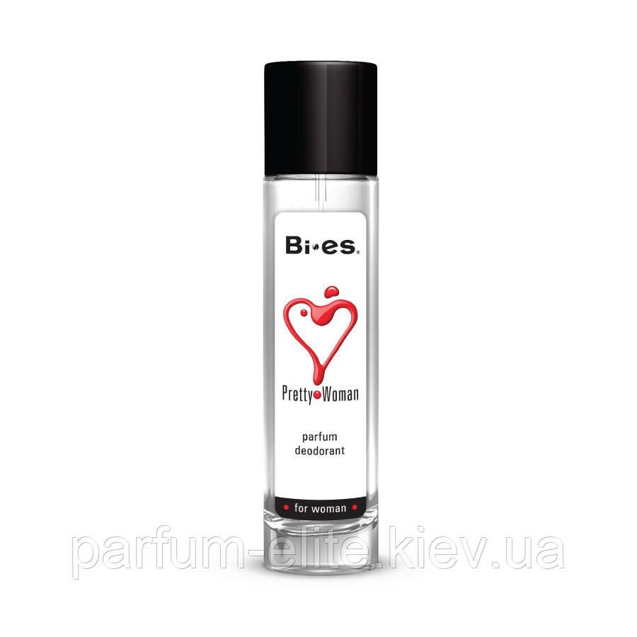 Жіночий парфумований дезодорант у склі Pretty woman 75ml