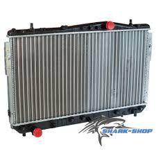 Радиатор охлаждения Chevrolet Lacetti 1.6, 1.8 16V MT до2008 AURORA