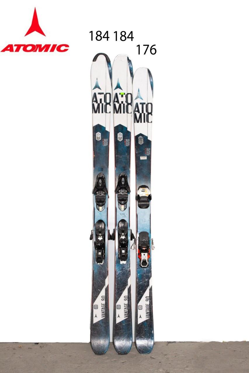 Лыжи ATOMIC 184