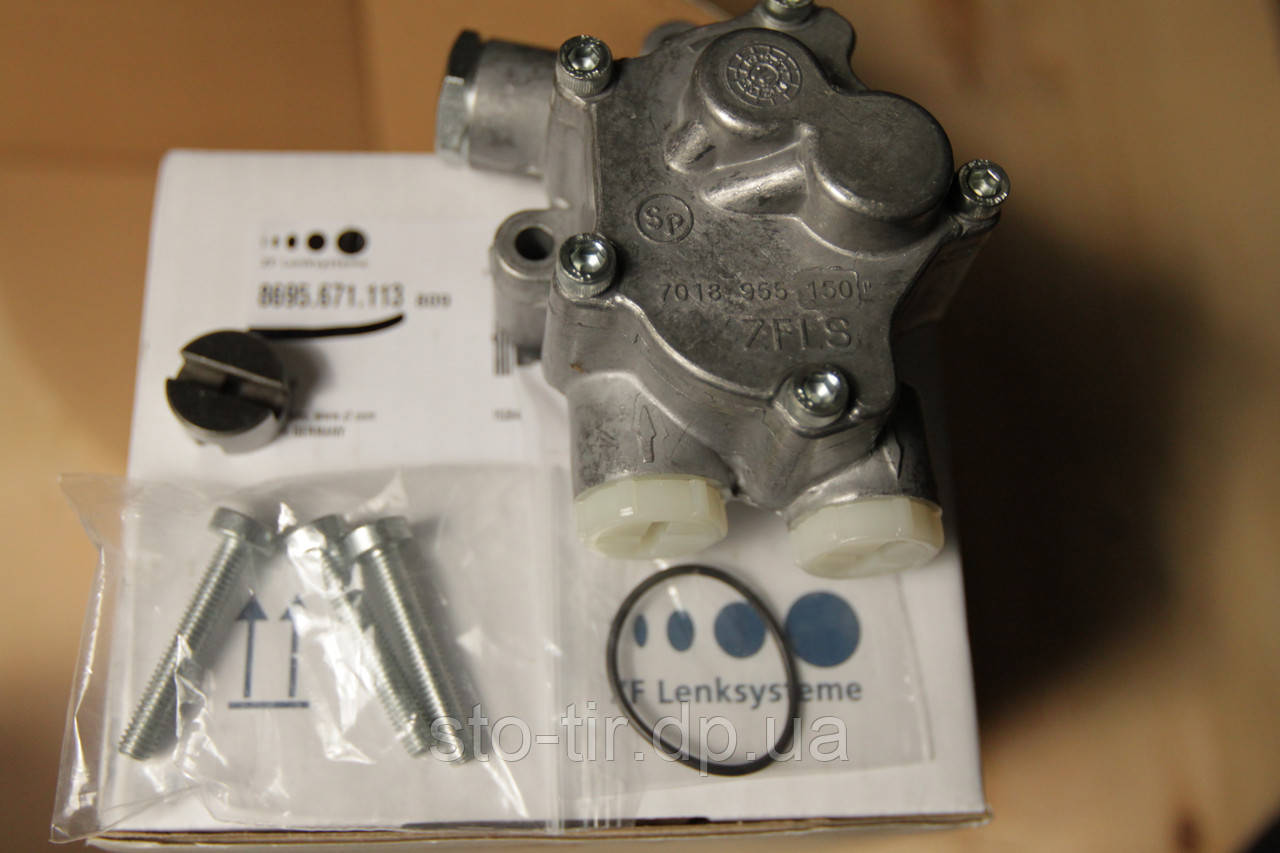 Насос топливный подкачивающий (НШ)  DAF xf105/85