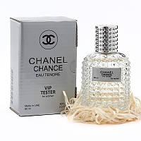 Тестер VIP Chanel Chance Eau Tendre 60 мл женский Шанель шанс (Копия
