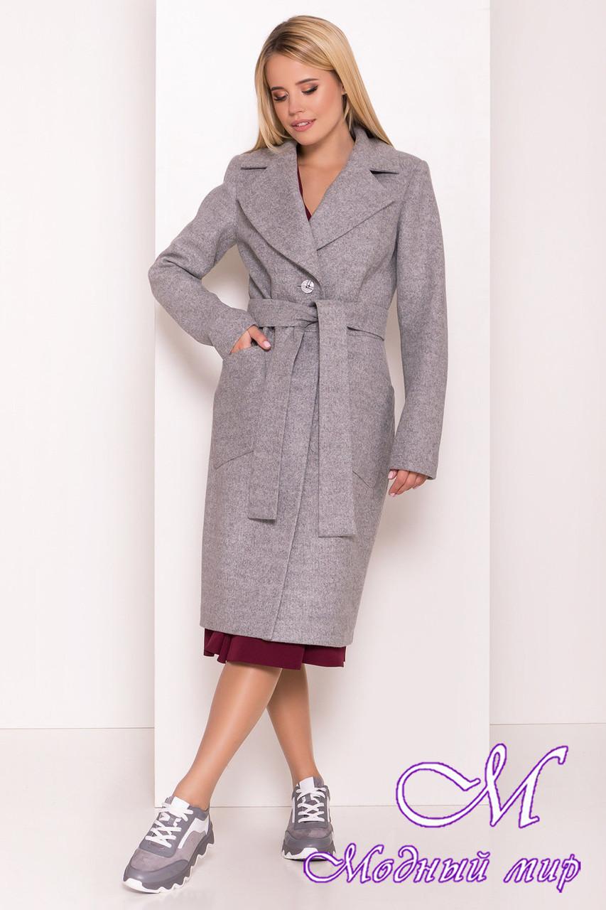 Демисезонное женское пальто (р. S, M, L) арт. Г-43809/78-74