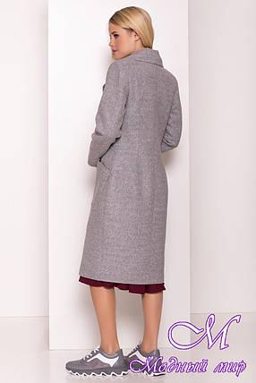 Демисезонное женское пальто (р. S, M, L) арт. Г-43809/78-74, фото 2