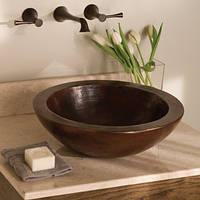 Накладная раковина на столешницу для ванной – роскошь, доступная каждому