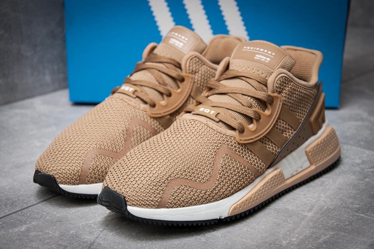 Кроссовки мужские 11841, Adidas  EQT Cushion ADV, коричневые ( 45  )
