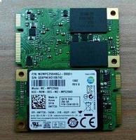 MSata диск SSD 256Gb Samsung SM841N MZMPC256 MZ-MPD256D SATA III