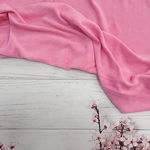 Велюр х/б темно-розовый