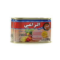 Мортаделла (колбаса) куриная Al Raii 200 грамм