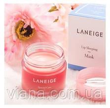 Ночная маска для губ Laneige Lip Sleeping Mask Berry