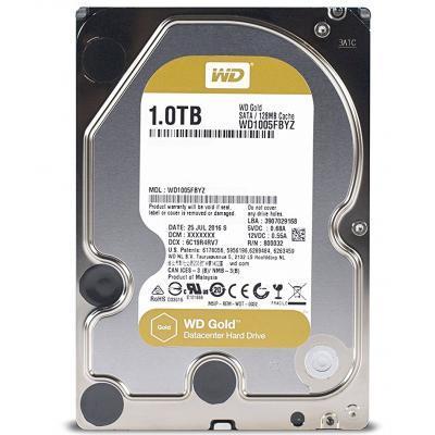 Жесткий диск 3.5 1TB Western Digital (WD1005FBYZ)