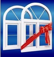 Вікна металлопластикові елітні, від сертифікованних виробників - великих підприємств