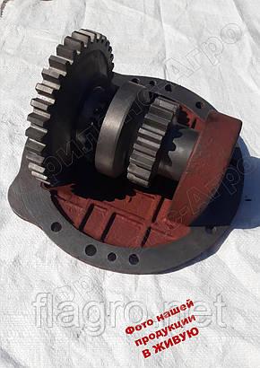 Редуктор коробки передач КПП ЮМЗ-6 (Д-65) в сборе, фото 2